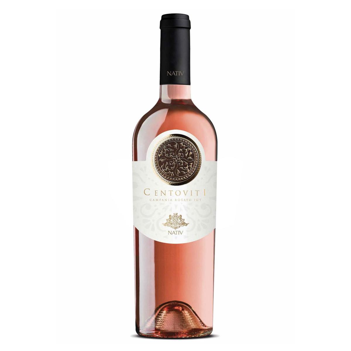 centoviti Campania rosato IGT nativ